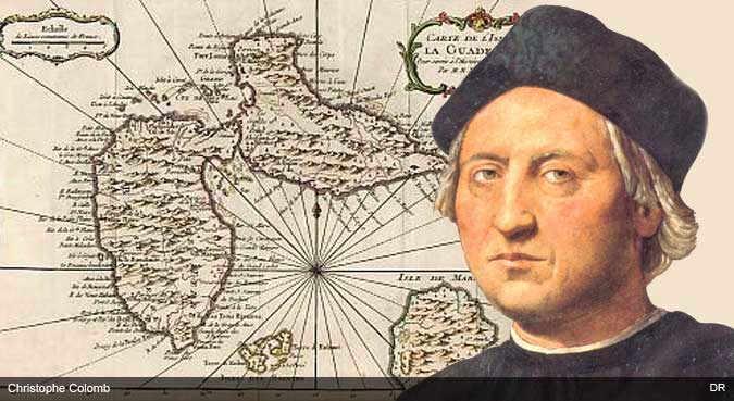 Колумб - заплыв в неведомое