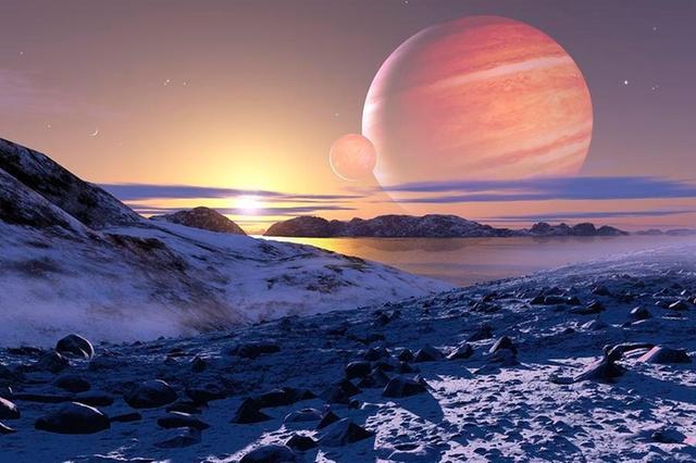 На Юпитер - в поисках жизни