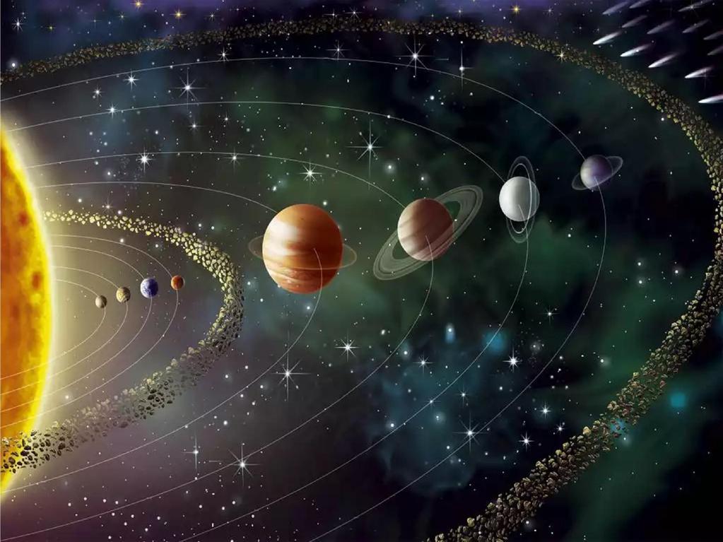 Как астрономы измеряют расстояние между космическими телами