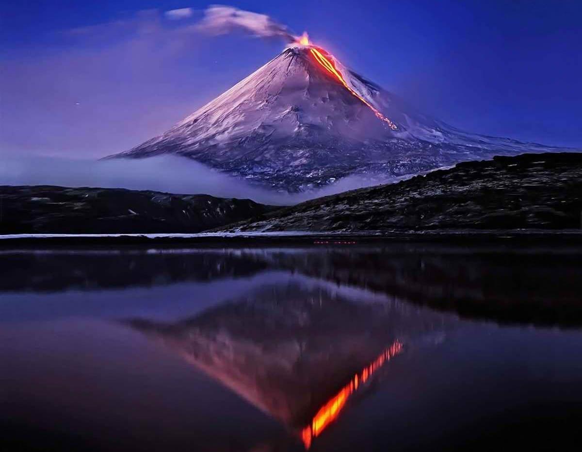 5 самых опасных вулканов России