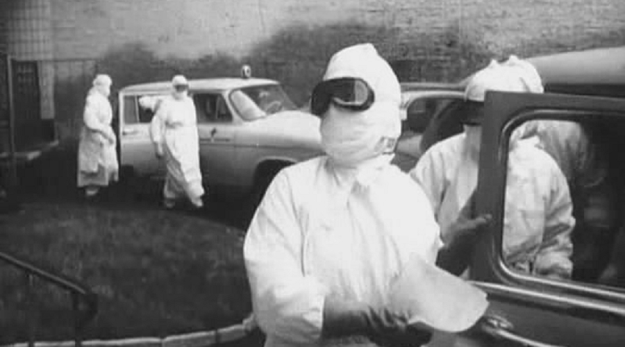 На краю бездны - эпидемия черной оспы в Москве