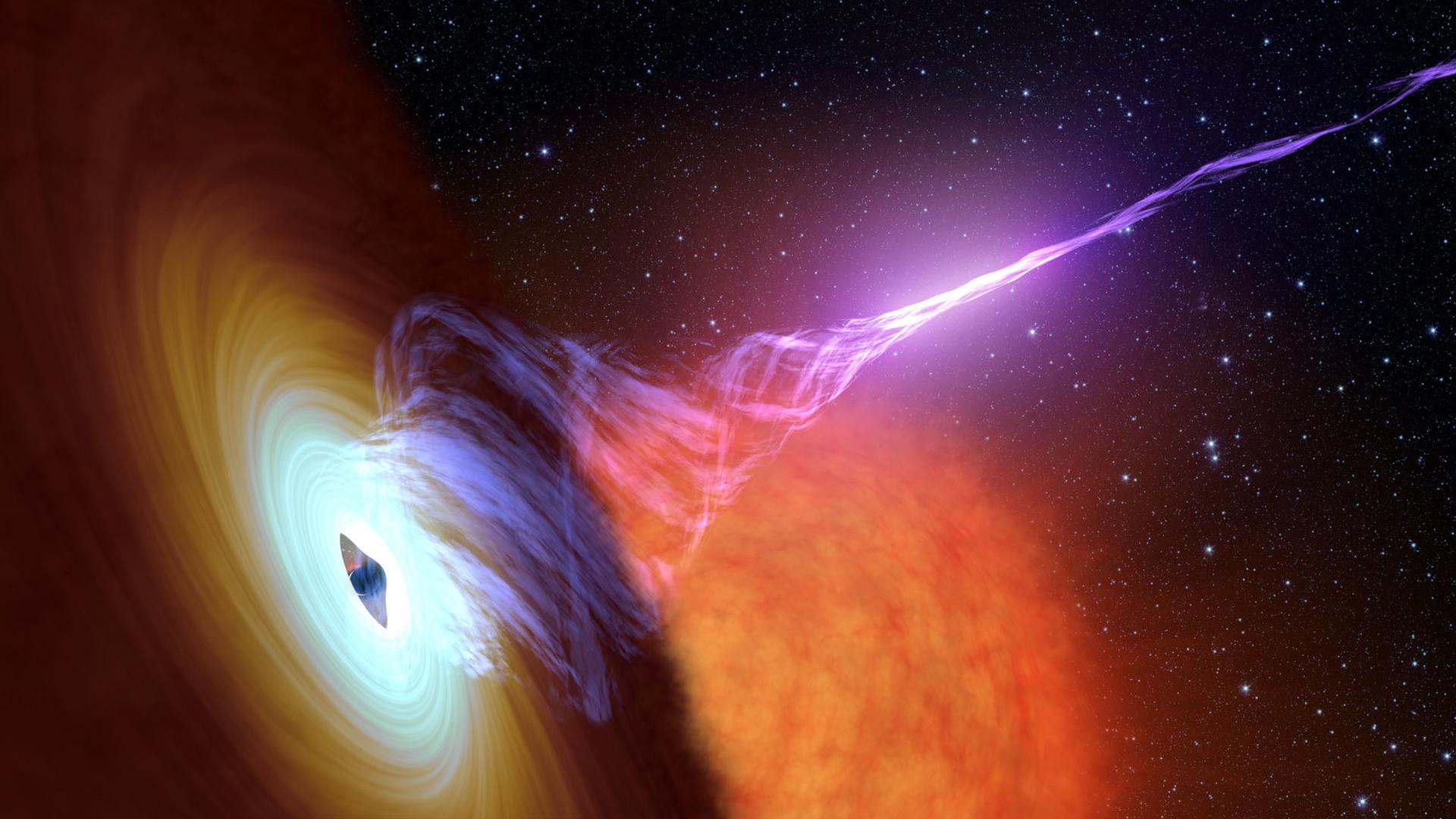 Репортаж из черной дыры