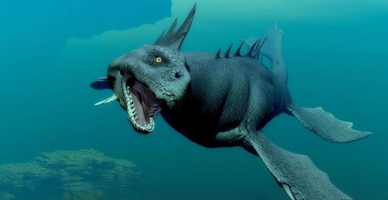 Черт из Лабынкыра - легендарное якутское чудовище