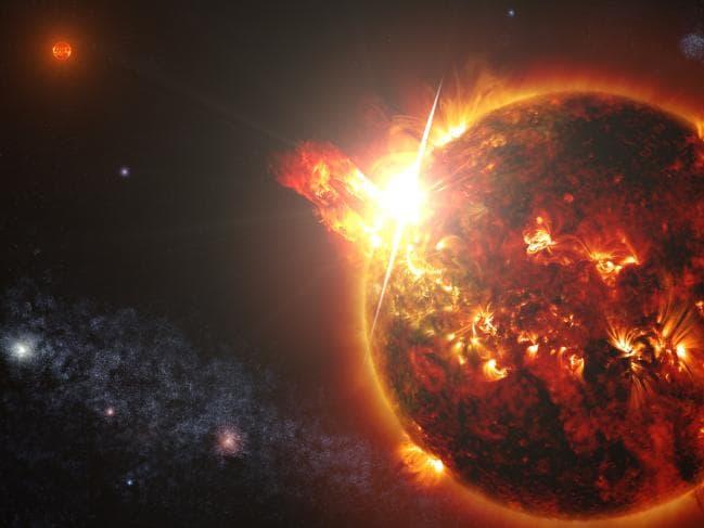 Звездные гости Солнечной системы