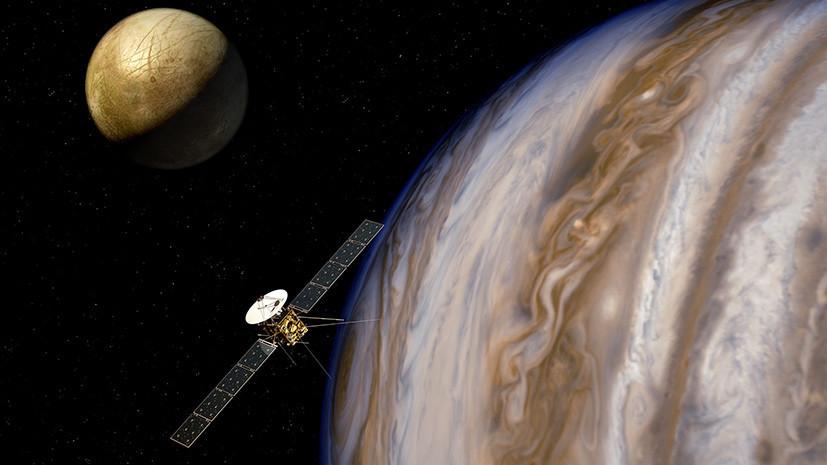 JUICE - европейская миссия к Юпитеру и его лунам