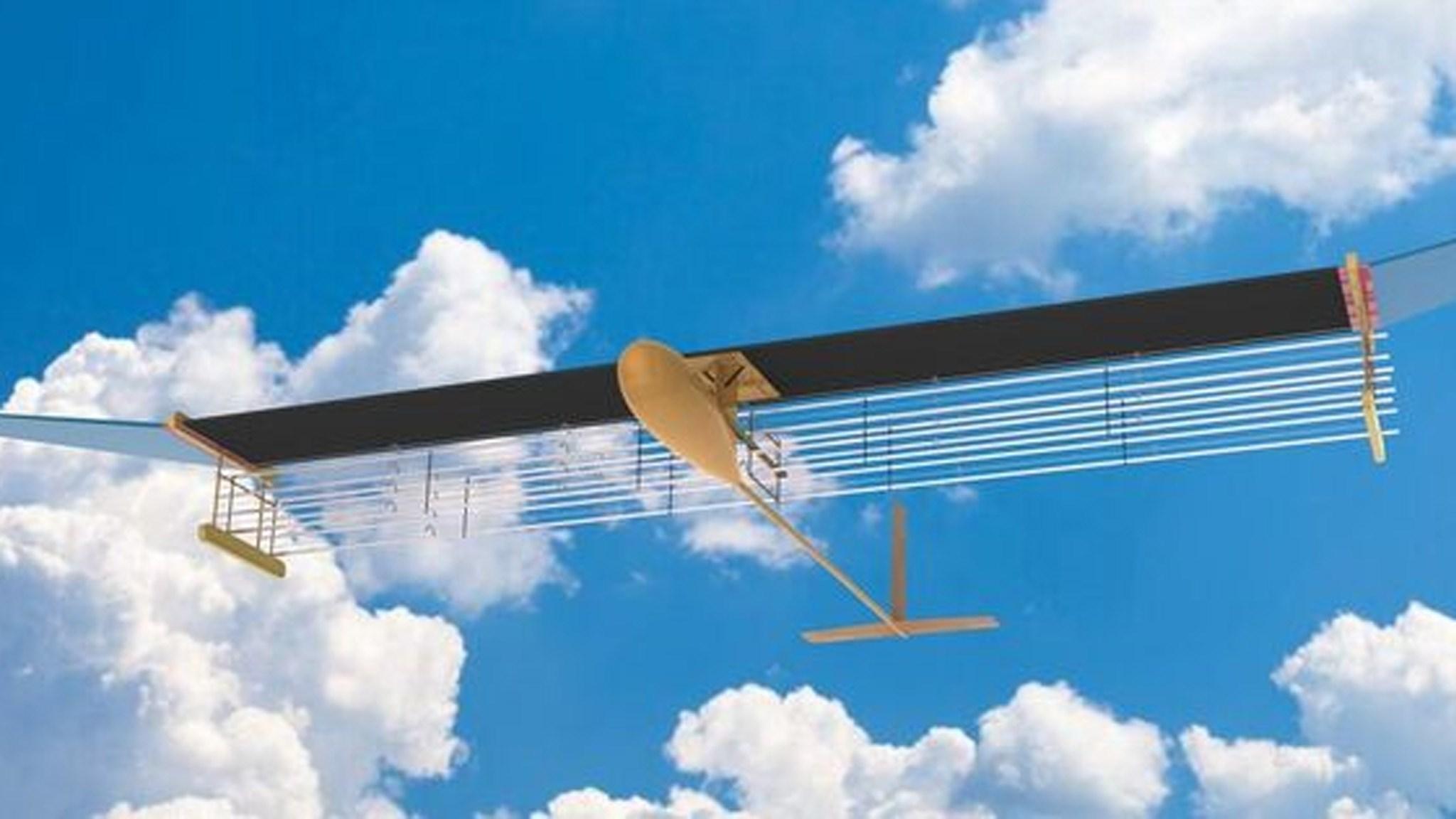 Ионный самолет - транспорт будущего?