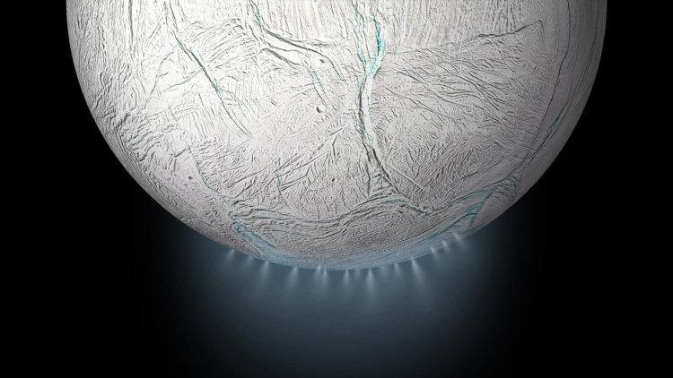 Что скрывает океан Энцелада?