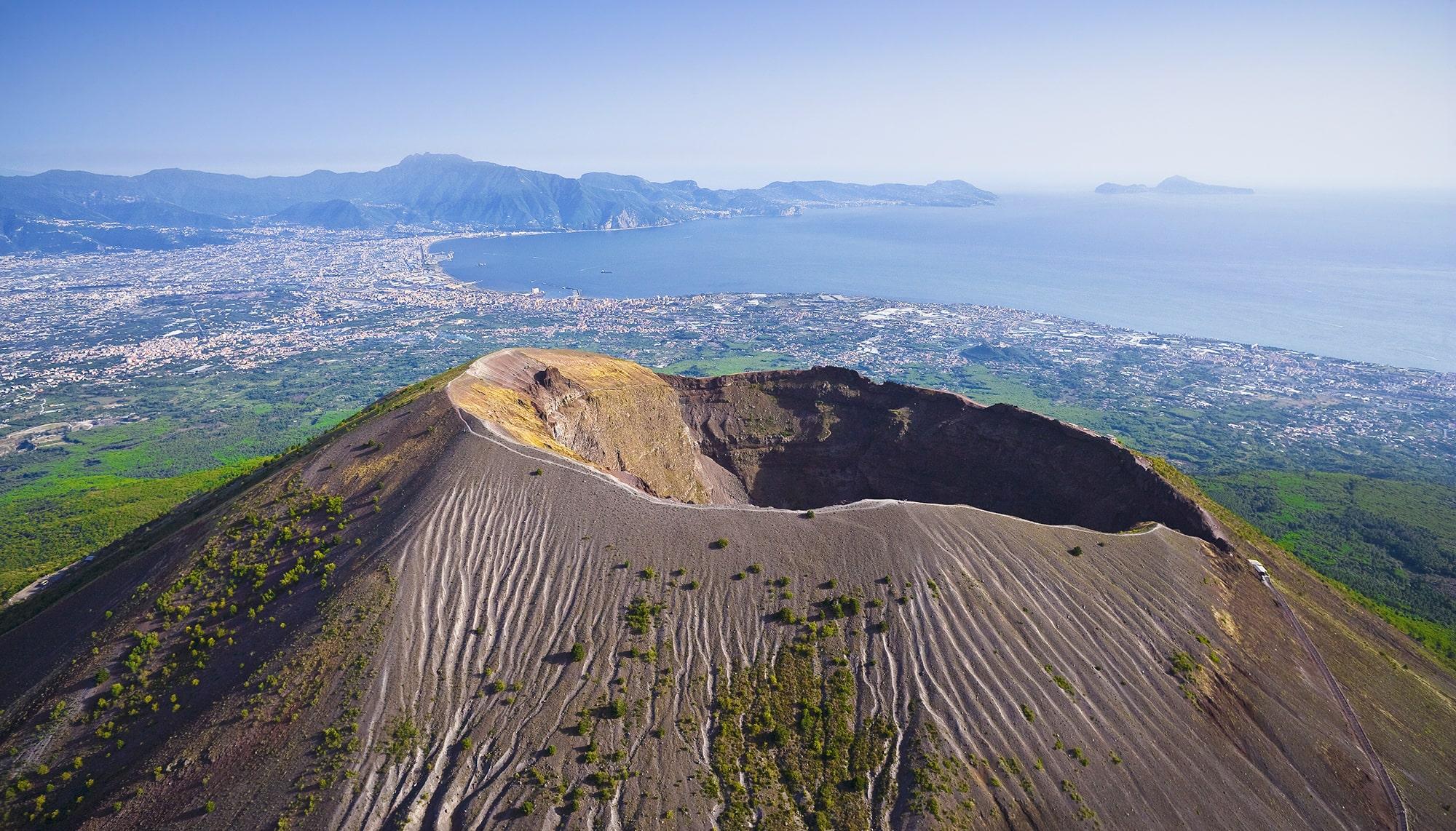 5 самых опасных вулканов Европы