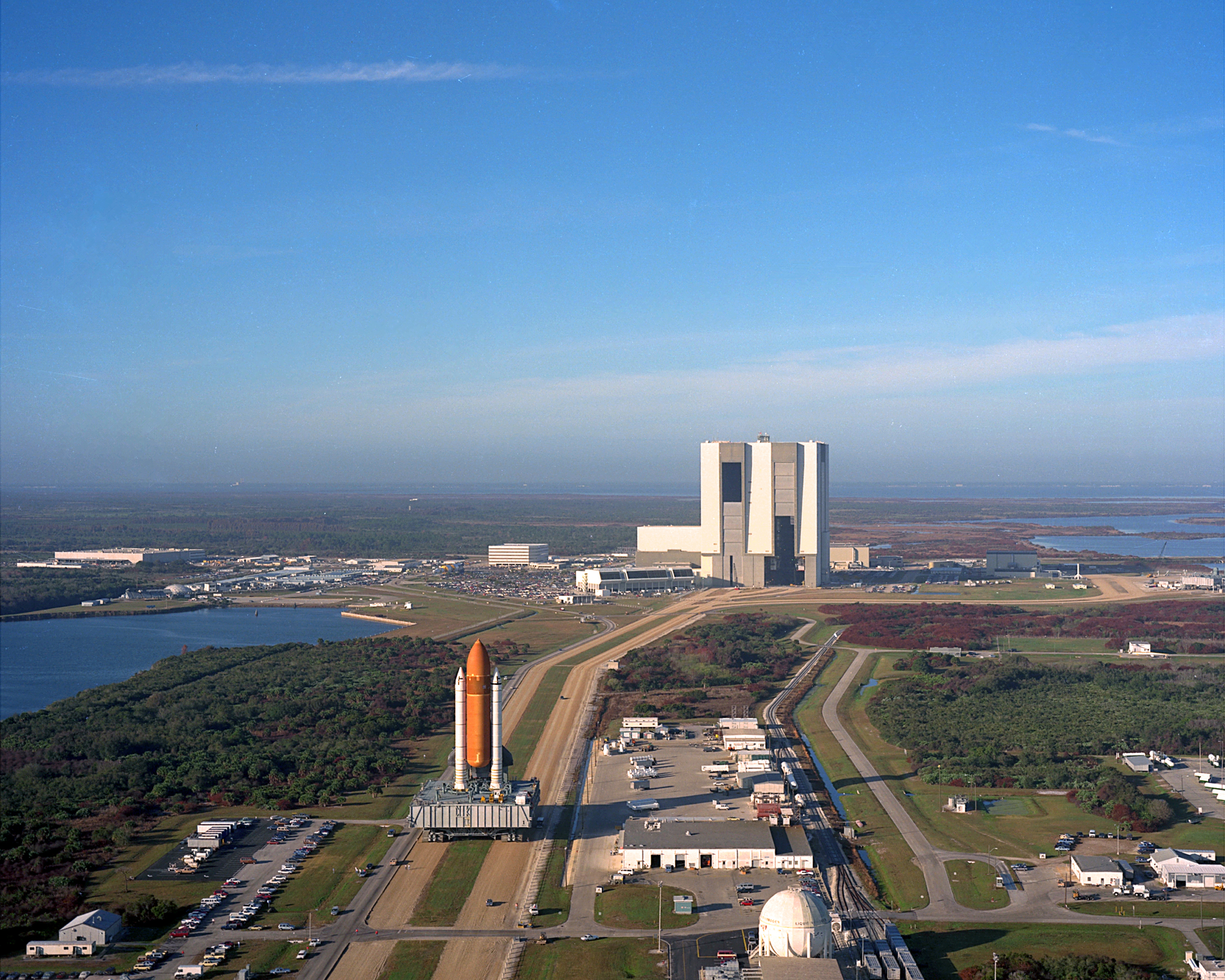 Космический центр имени Кеннеди