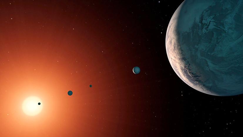 Трудности жизни у звезды TRAPPIST-1
