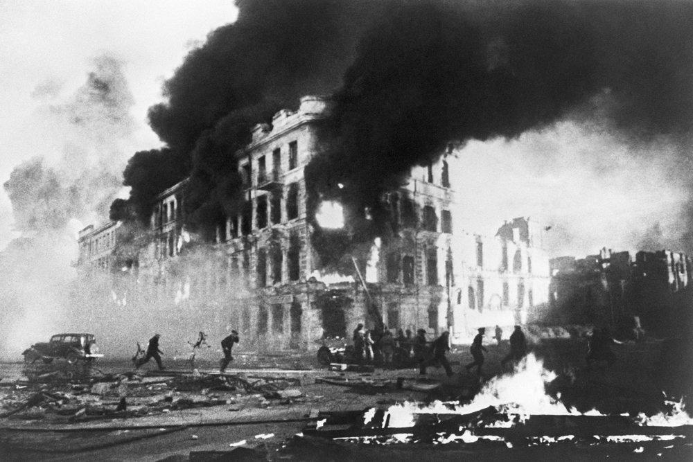 Хроника Сталинграда