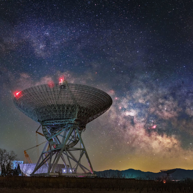 «Wow-сигнал» послала… комета!