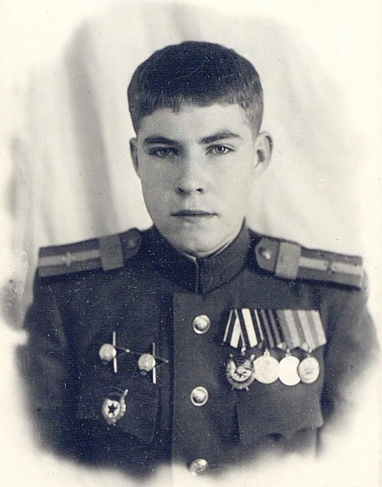 Аркадий Каманин - cамый молодой летчик Великой Отечественной