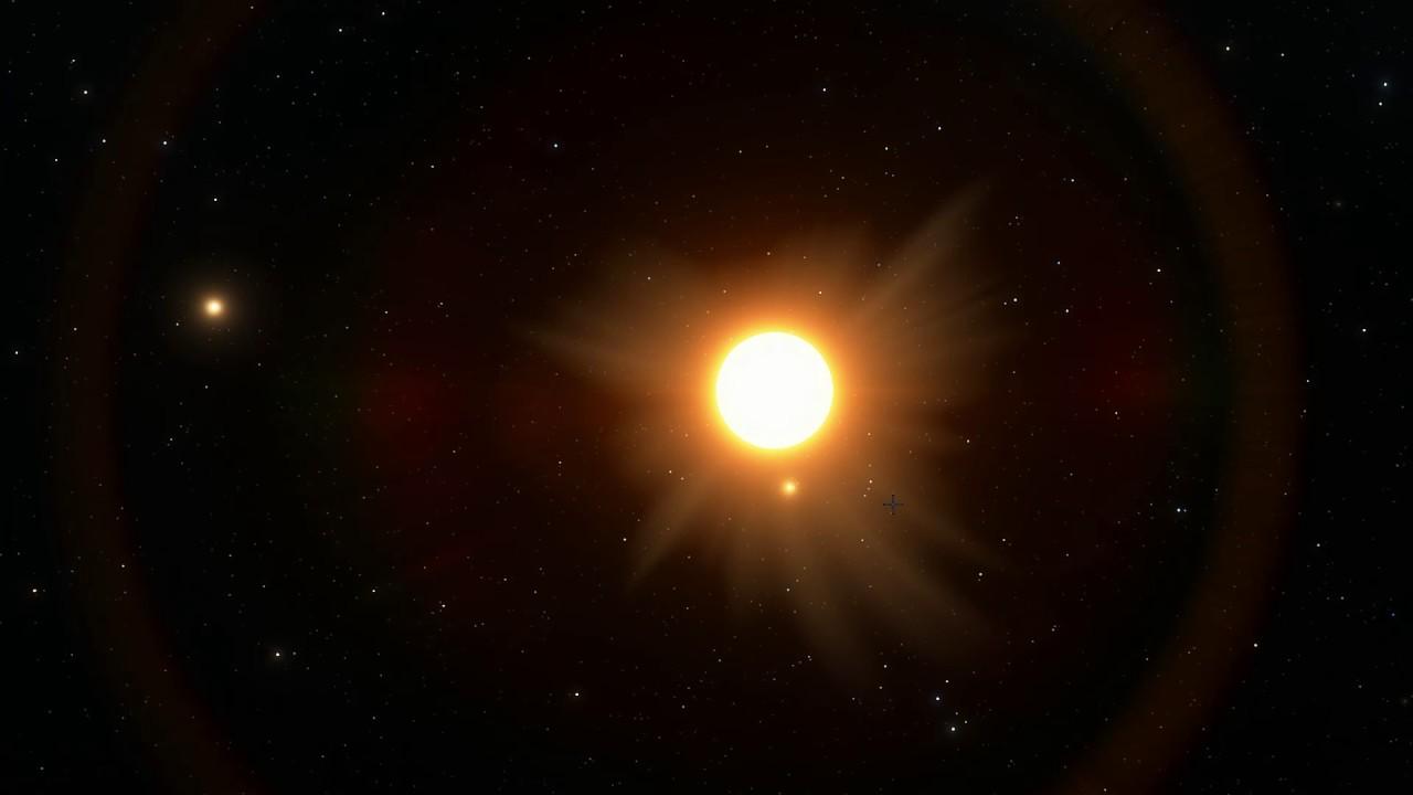 Странные сигналы от звезды Ross 128