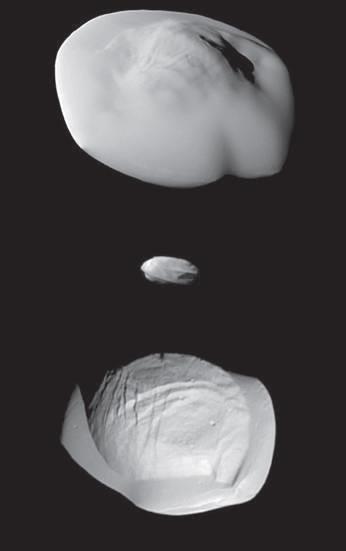 Маленькие чудеса семейства Сатурна