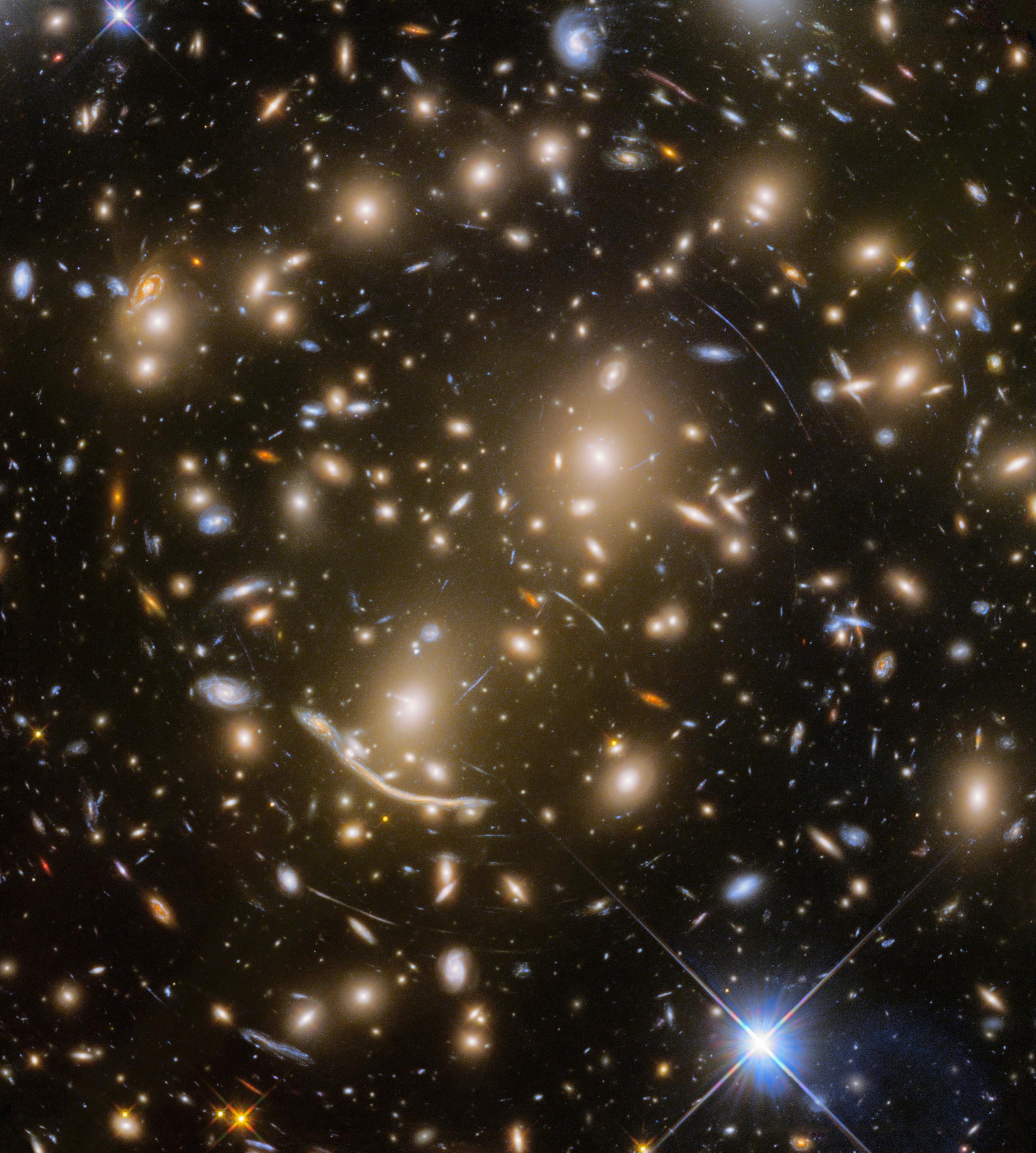 Галактическое скопление Abell 370