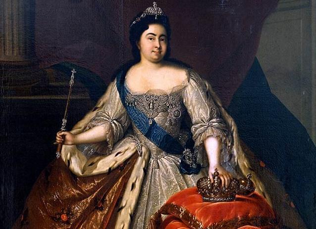 Екатерина I и ее «оттепель»
