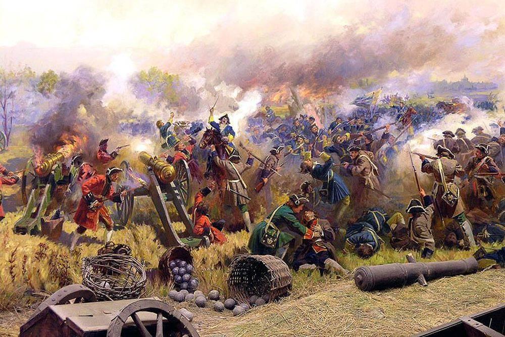 В сибирском плену. Что стало с шведскими пленными после Полтавской битвы?