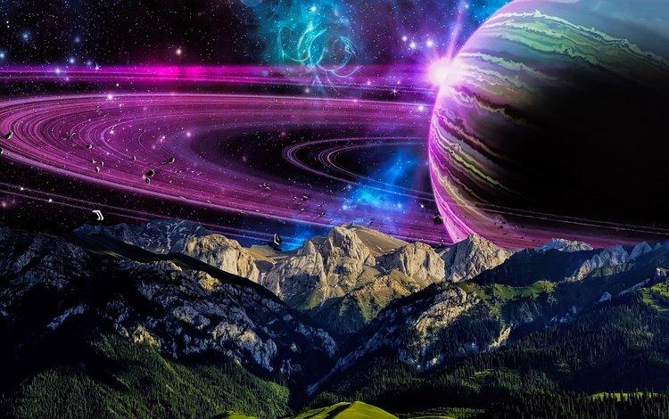Наша Вселенная и другие Земли