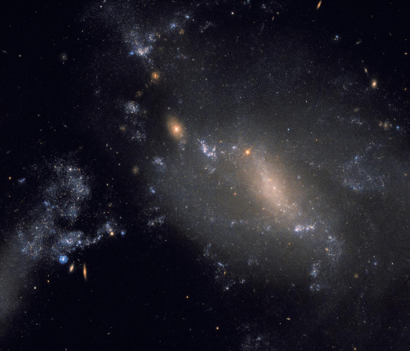 Сложности космической классификации