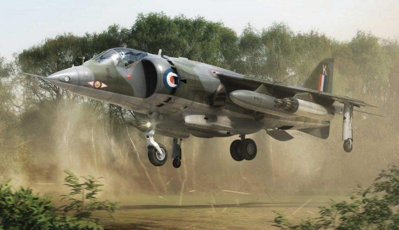 Самолёты вертикального взлёта и посадки