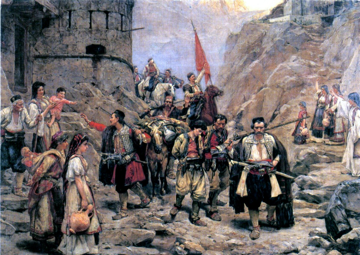 Михаил Черняев - покоритель Средней Азии