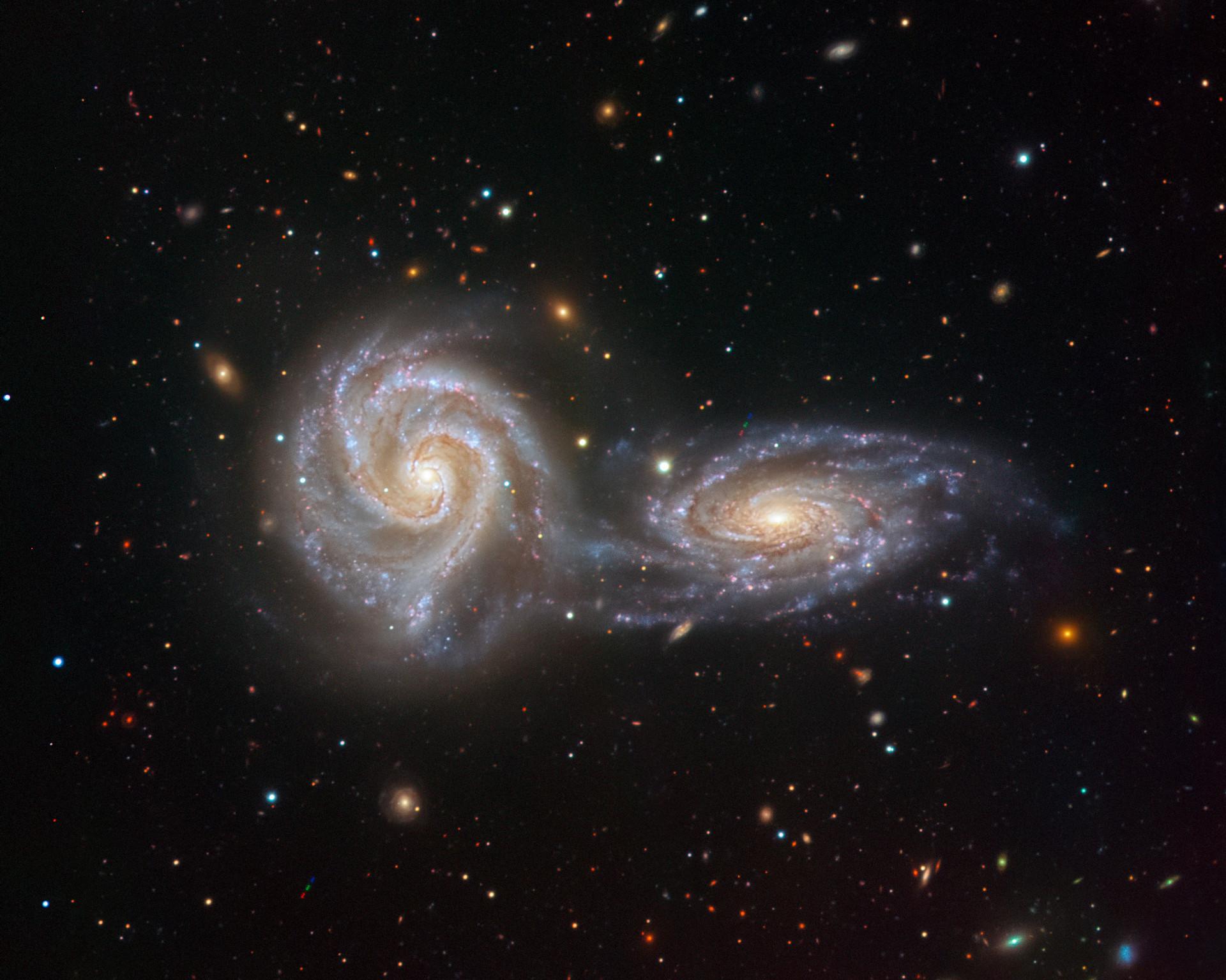Новые загадки Местной группы галактик