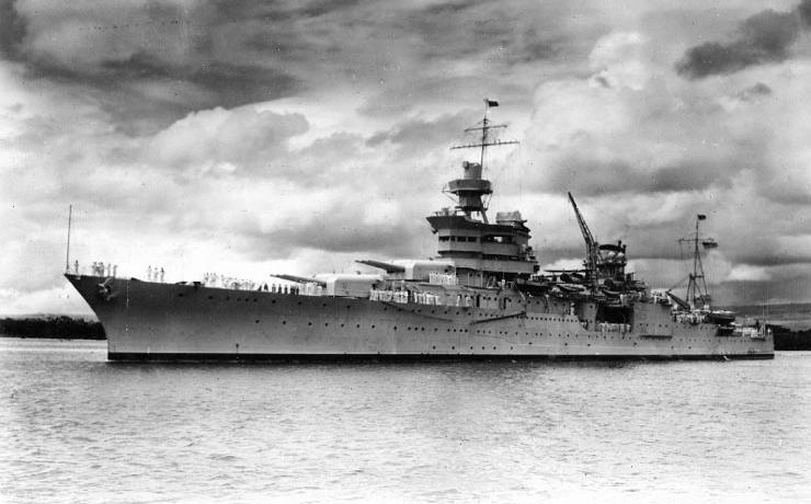 Загадочная гибель «Индианаполиса». Как утонула гордость флота США