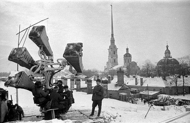 Слепые солдаты в рядах РККА во время Великой Отечественной войны