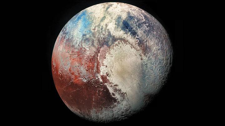 Возможна ли жизнь в недрах Плутона?