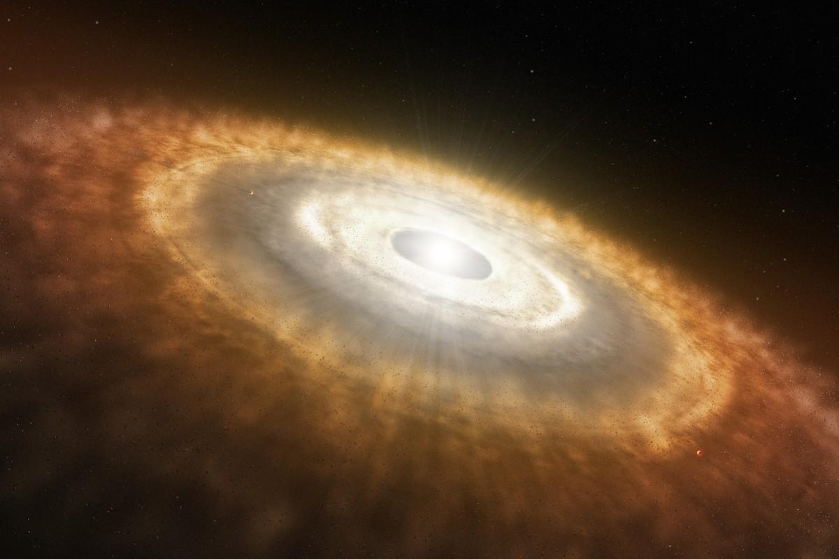 Вторая звезда со «сферой Дайсона»?