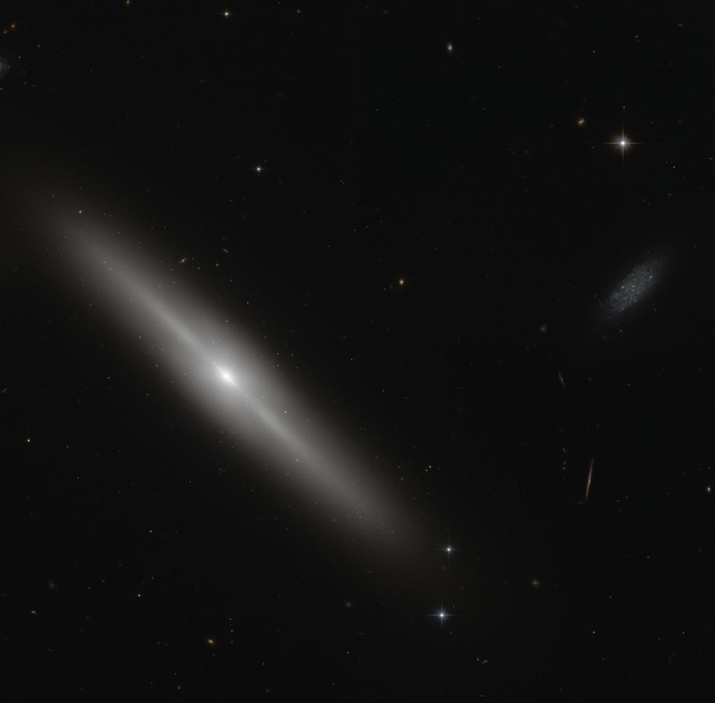 «Рой» шаровых скоплений вокруг NGC 5308