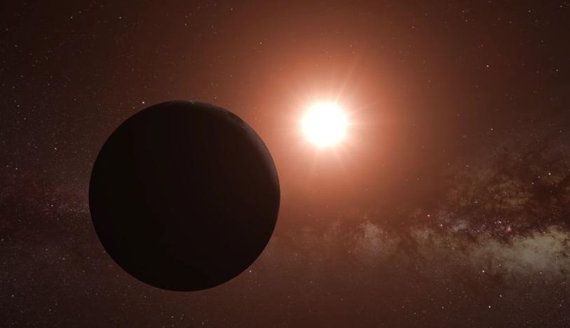 Планета ближайшей звезды