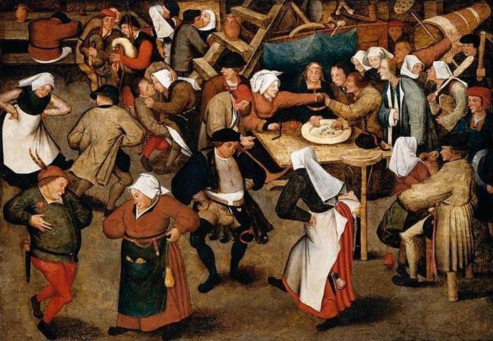 Тайна знаменитой танцевальной чумы в Страсбурге