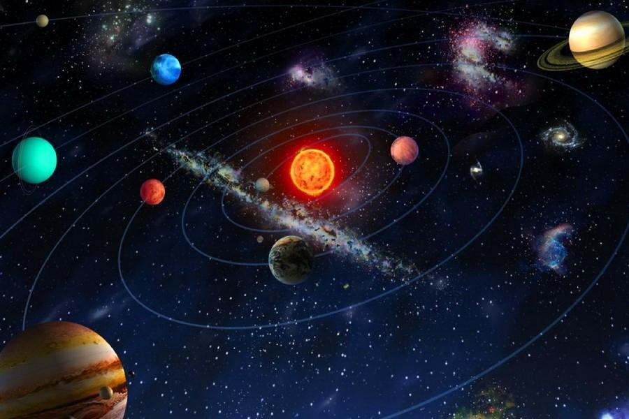 Календари планет
