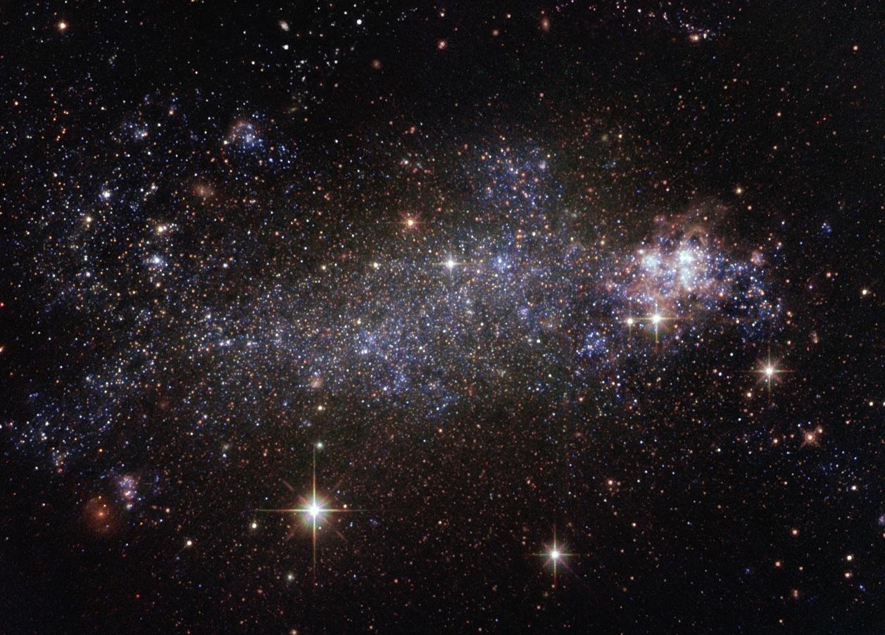 «Анархическая» галактика