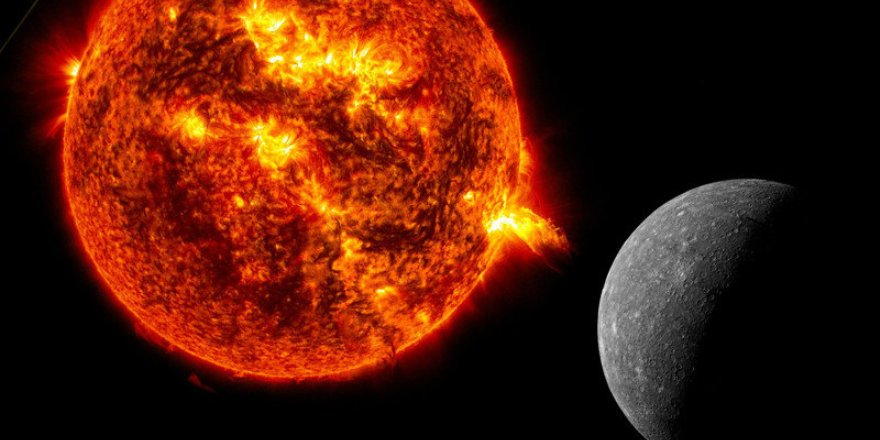 Темная сторона Меркурия