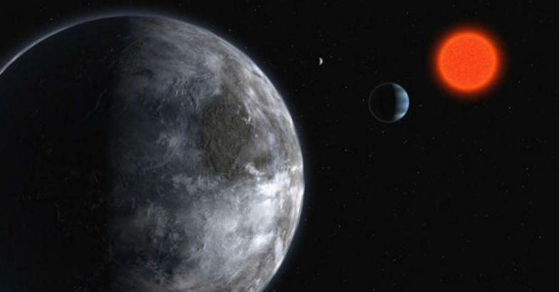 Ближайшая потенциально обитаемая планета