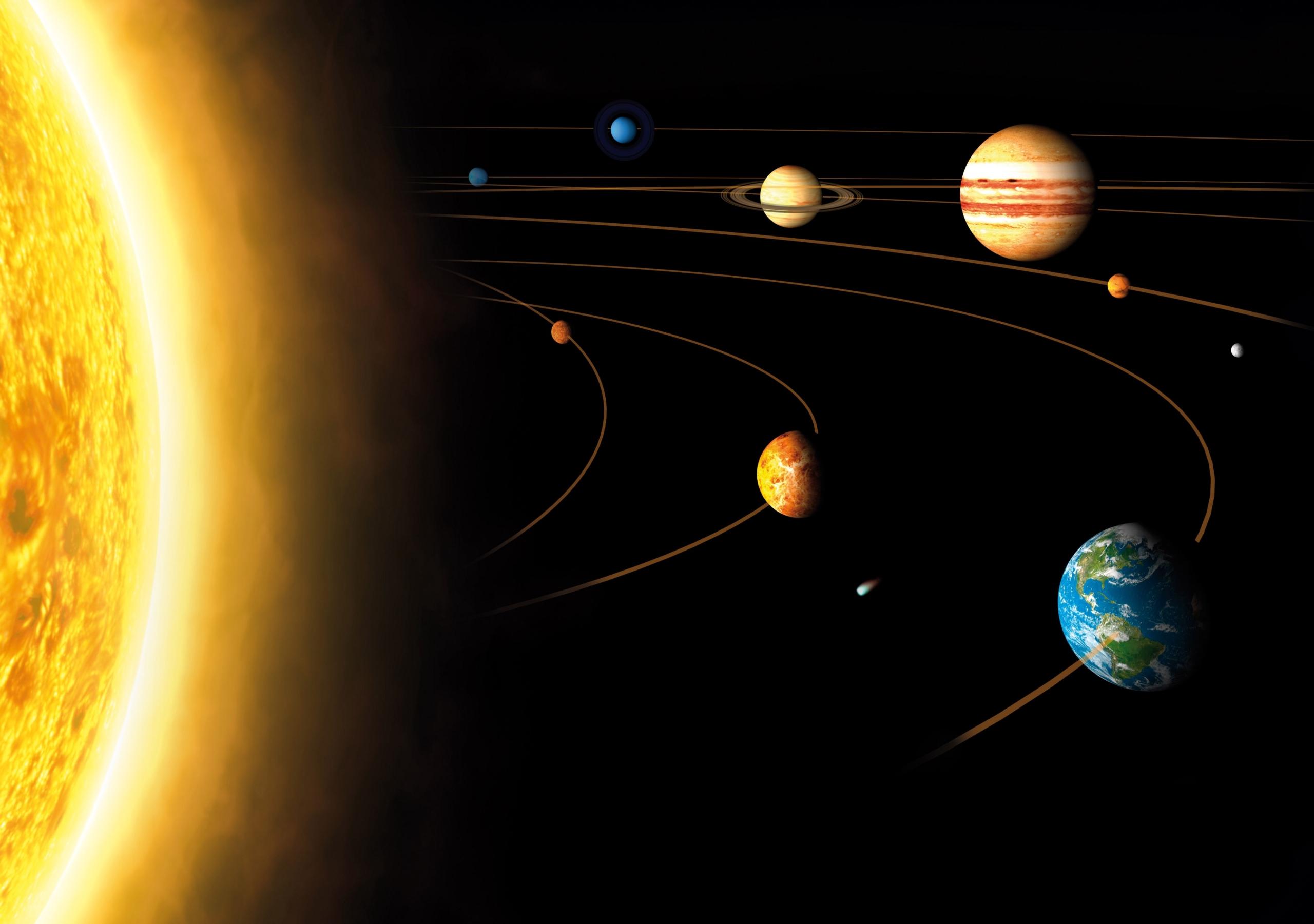 Старое правило для новых планет