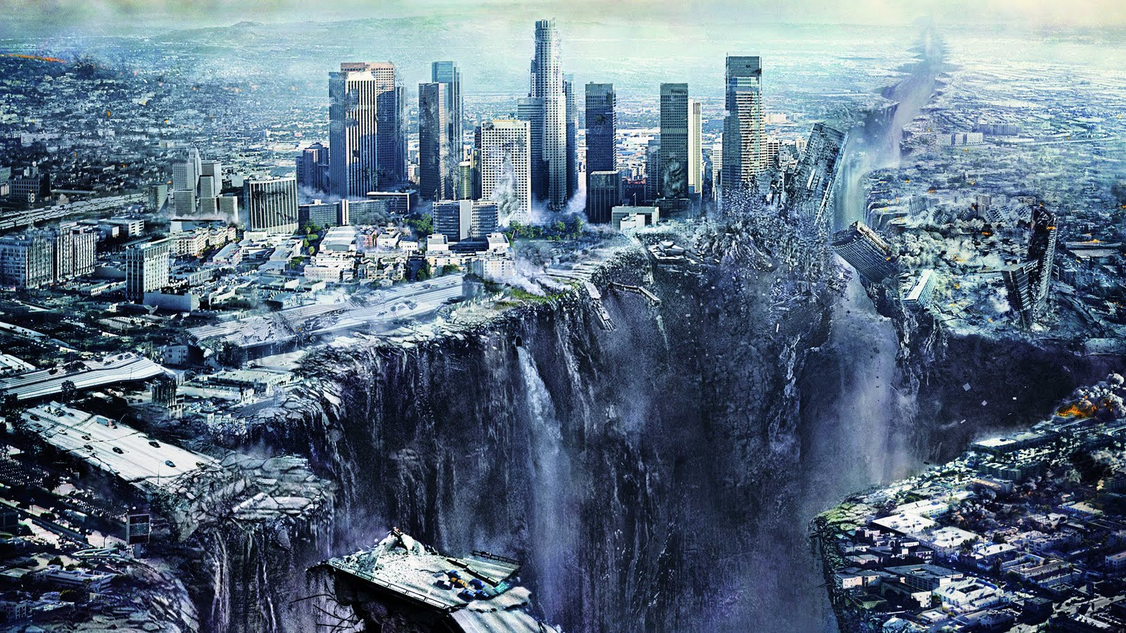 Лос-Анджелес — город на краю бездны
