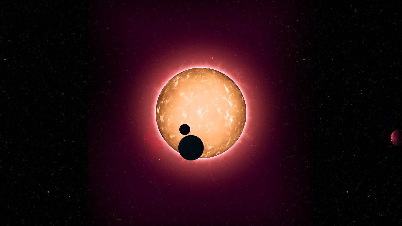 Древнейшая планетная система