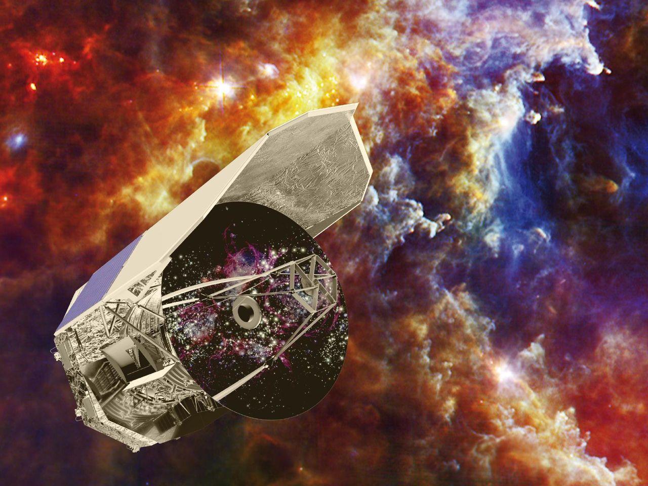 Скрытая Вселенная телескопа Hersсhel