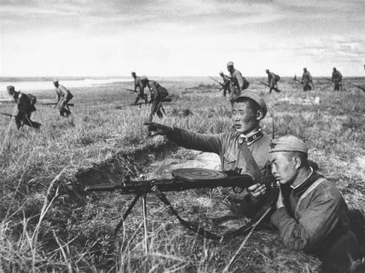 Неоценимый вклад Монголии во Второй Мировой войне
