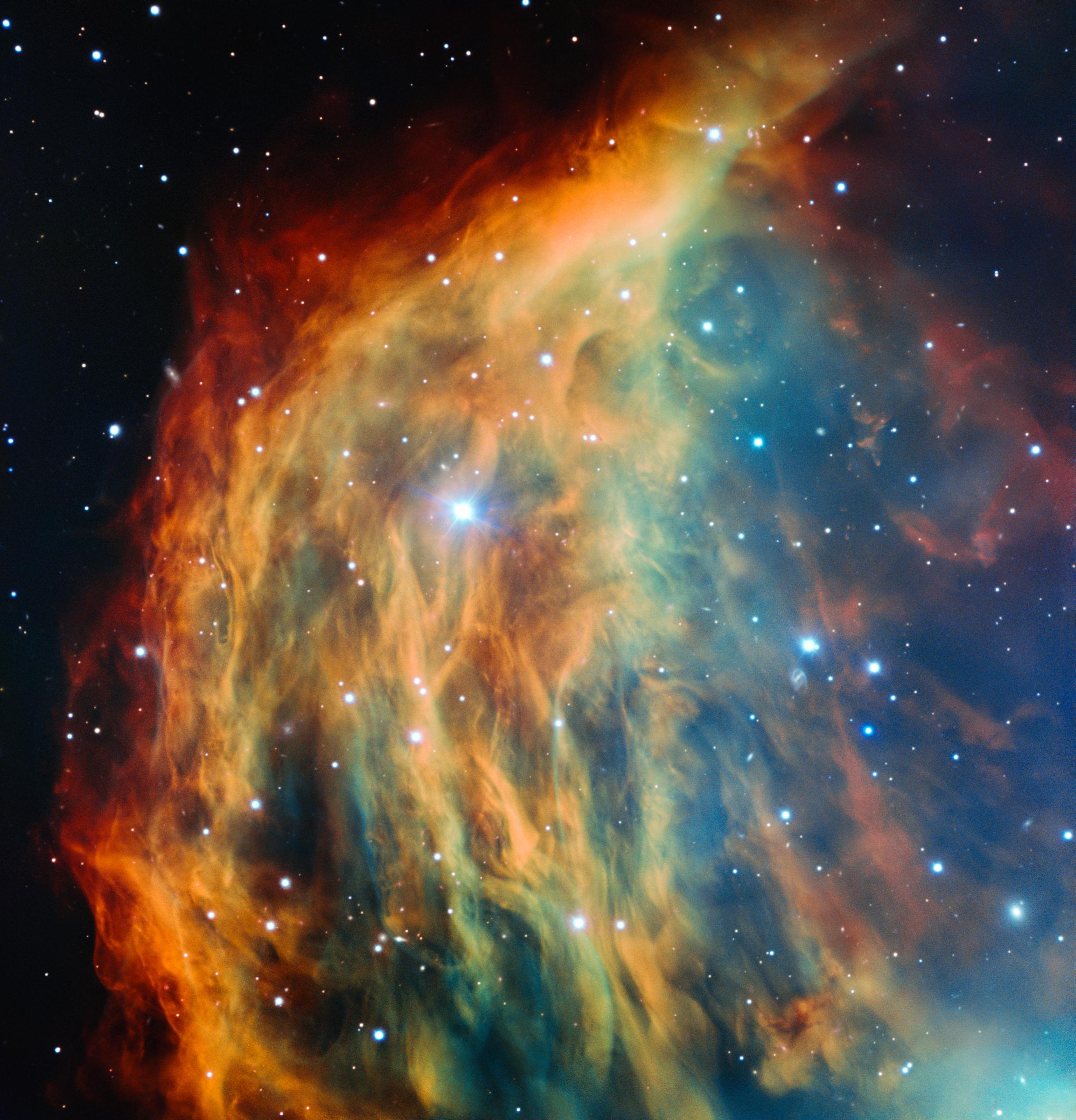 Космическая «Медуза»