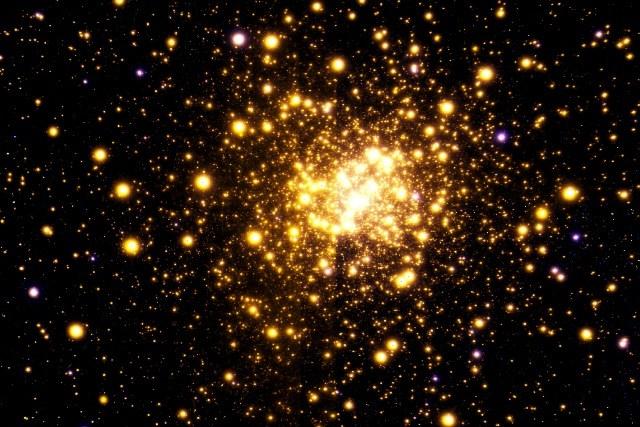 Место, где сталкиваются звезды