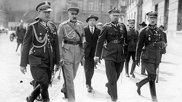 Пакт Гитлера - Пилсудского