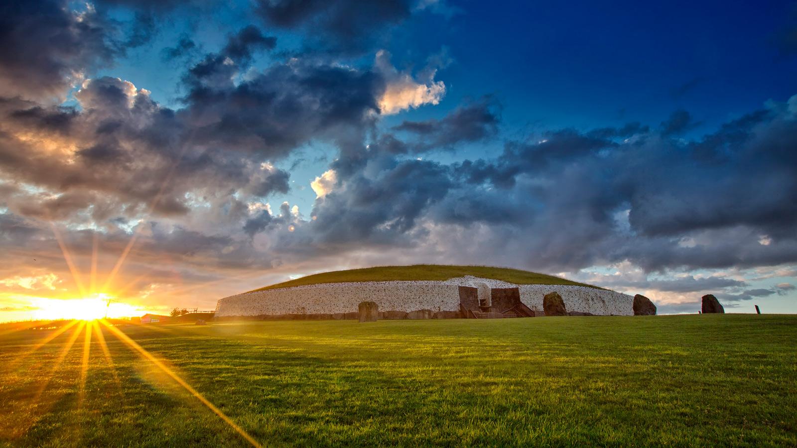 Тайны древних ирландских сооружений