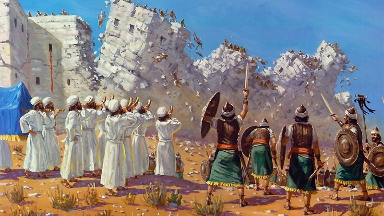 Трубы Иерихона - как нацисты воссоздали оружие древней цивилизации