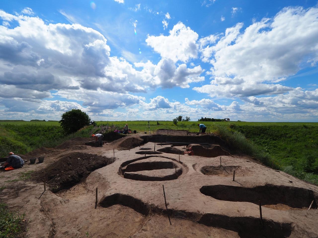 В Старой Рязани найдены усадьбы ювелиров XIII века