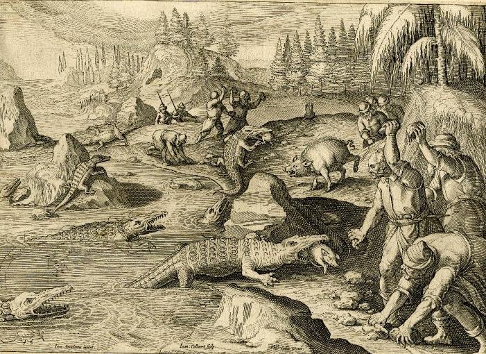 Киевская Русь родина крокодилов?